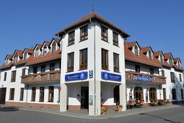 Gasthaus und Hotel Spreewaldeck - buitenkant