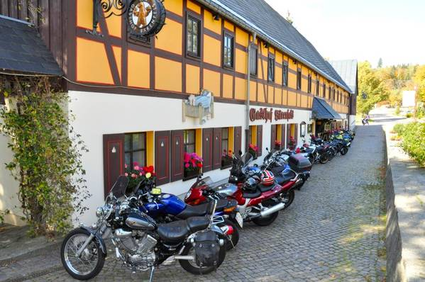 Naturhotel Gasthof Bärenfels - Vista al exterior