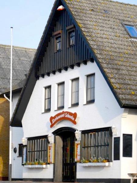 Hotel Maasholm - Vista externa
