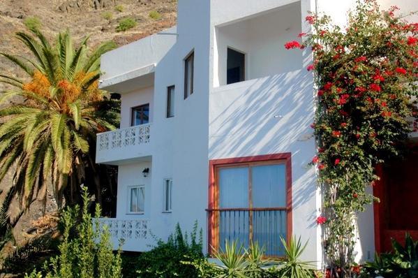 Apartamentos Domínguez I y II - Outside