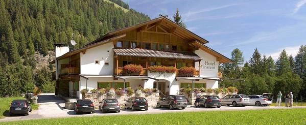 Hotel Arnstein - Aussenansicht