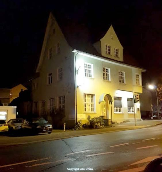 Gaststätte Pension   Zum Deutschen Eck - Aussenansicht