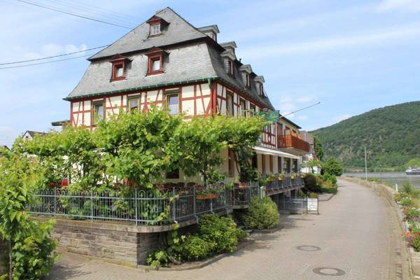Rheinhotel Zum Anker - Widok