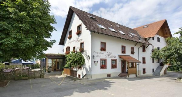 Landgasthaus-Hotel Maien - buitenkant