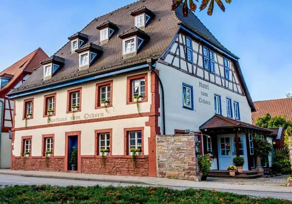 Hotel Zum Ochsen - Outside
