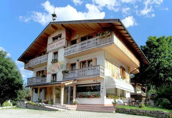 Hotel Meublé La Baita - Aussenansicht