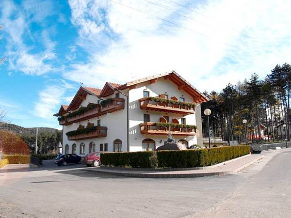 Hotel Fior di Bosco - Aussenansicht