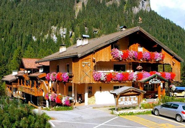 Hotel Cirelle Suite & Spa - Aussenansicht