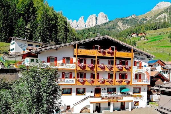 Hotel Fiorenza - Aussenansicht