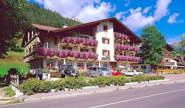Hotel Soreie - Aussenansicht