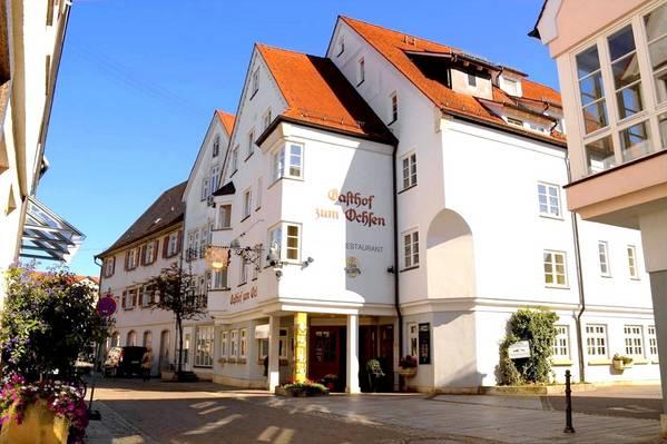 Hotel zum Ochsen - Aussenansicht