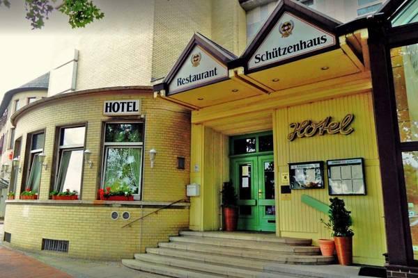 Hotel Schützenhaus - Aussenansicht