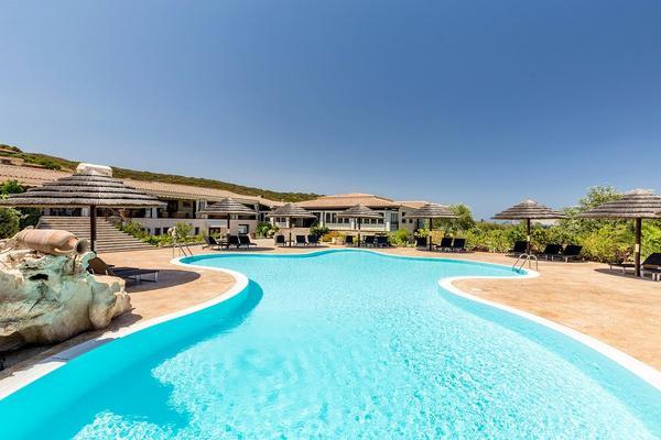 Hotel Ristorante Costa Caddu - Schwimmbad/Pool