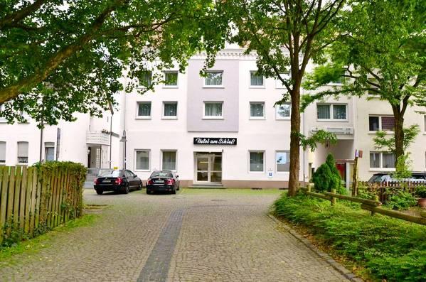 Hotel Am Schloss - Aussenansicht
