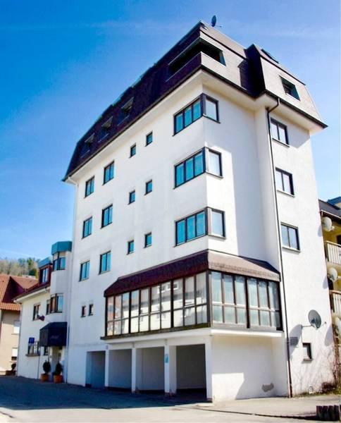 Hotel Blume-Post - Aussenansicht