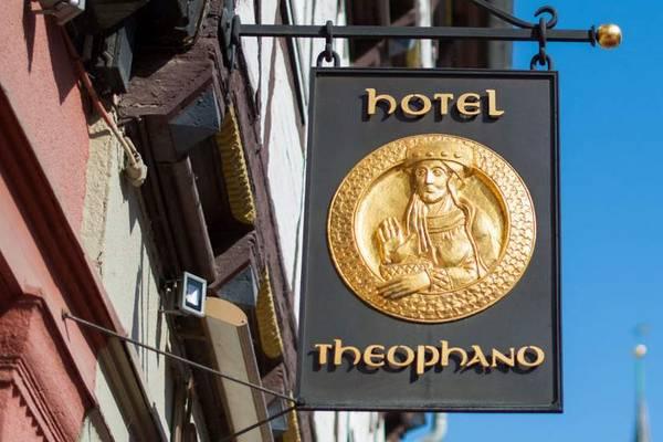 Hotel Theophano - Aussenansicht