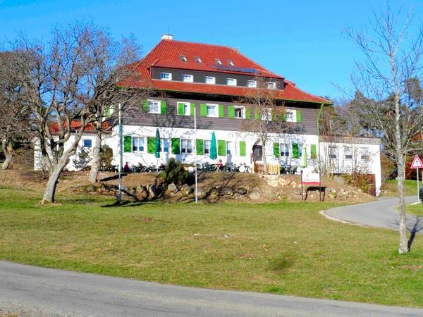 Höhengasthof - Wanderheim Nägelehaus - Widok