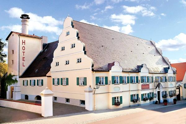 Brauereigasthof und Hotel Kapplerbräu - Gli esterni