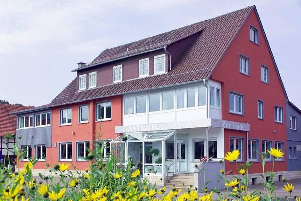 Rhöngasthof Zur Linde & Ferien-Appartements Rhönsicht - Outside