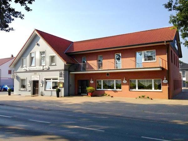 Köhncke's Hotel - Aussenansicht