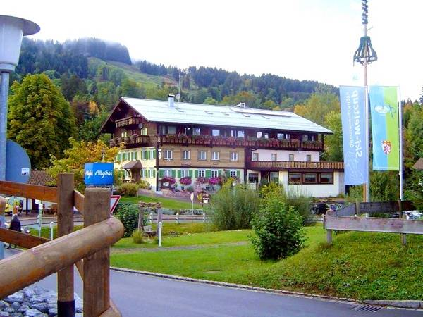 Pension Engel - Outside