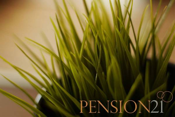 Pension 21 - логотип