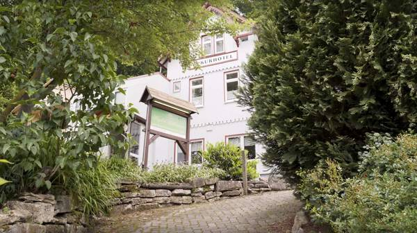 Kurhotel Waldschlößchen - Вид снаружи