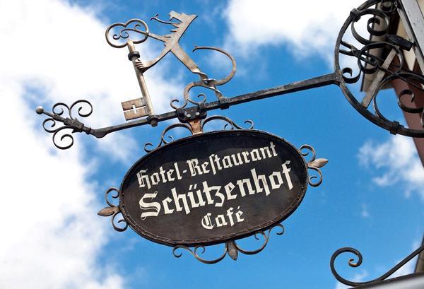 Hotel Schützenhof - pogled od zunaj