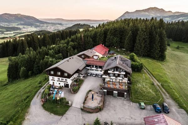 Landgut Hotel Berghotel Sonnenklause - Vu d'extérieur