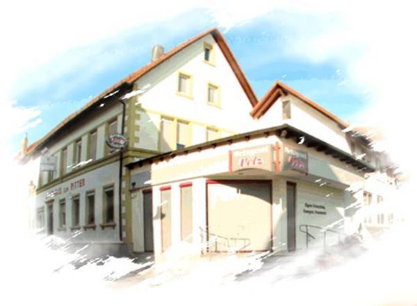 Metzgerei-Gasthaus Zum Ritter - pogled od zunaj
