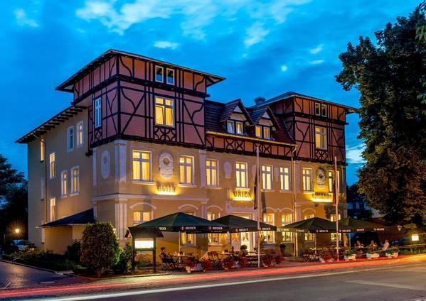 Hotel Union - Aussenansicht