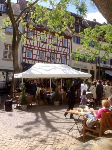 Marktplatzhotel u. Bistrorant Tafelspitz - buitenkant