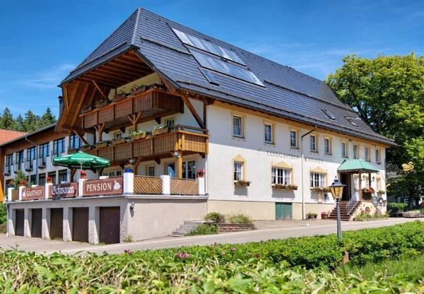 Landgasthof Schwanen Hotel & Restaurant - Вид снаружи