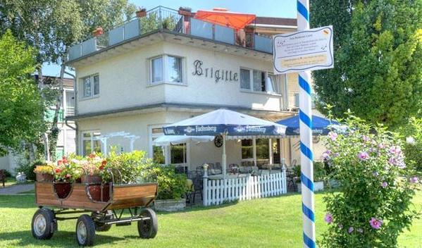 Hotel Kurpension Brigitte - Aussenansicht