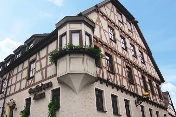 Hotel Gasthof Lamm - Vu d'extérieur