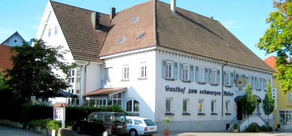 Gasthof Schwarzer Adler - Gli esterni