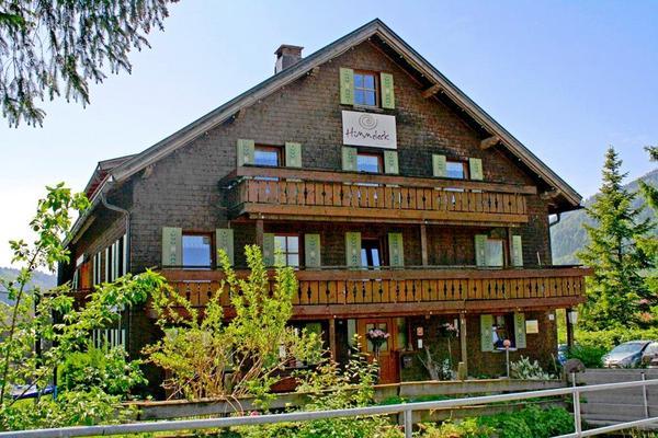 Gästehaus Himmeleck - Aussenansicht