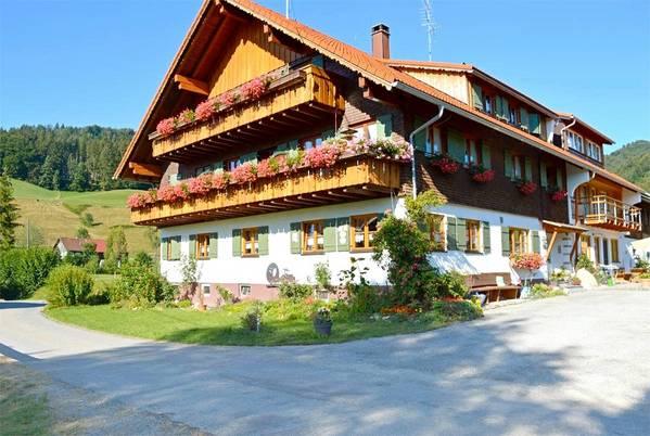 Fewo Bauernhof Finkenhof - Outside