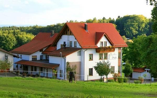 Pension Gasthof Zum Engel - Aussenansicht