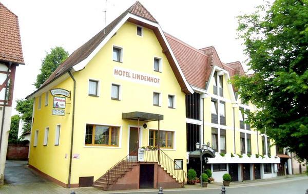 Hotel Restaurant Lindenhof - Exteriör