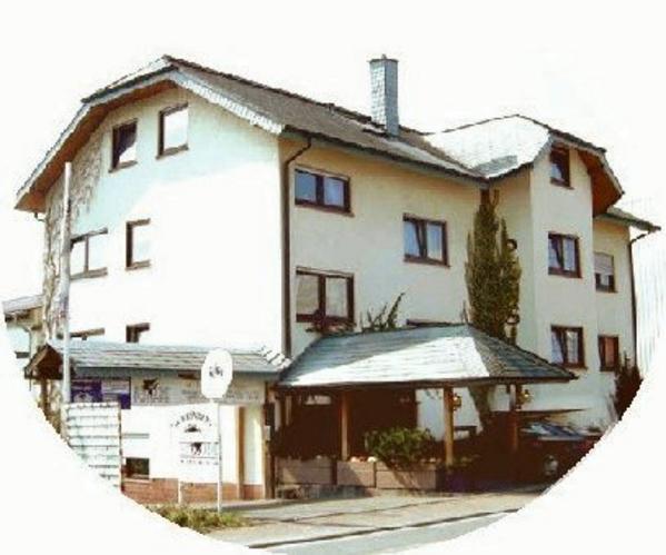 Hotel Pension Herrenberg - Aussenansicht