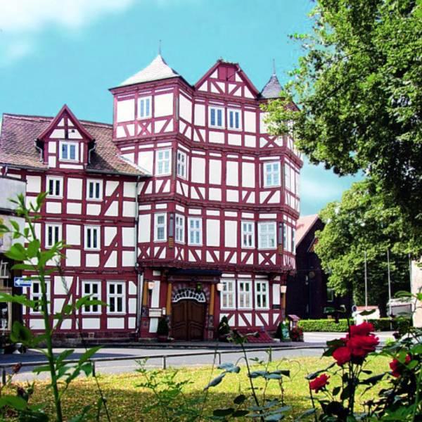 Hotel Rosengarten - Outside