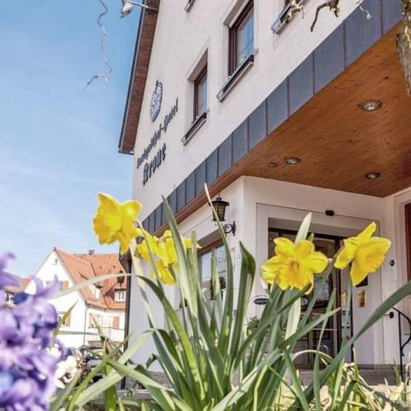 Landgasthof-Hotel Krone - buitenkant
