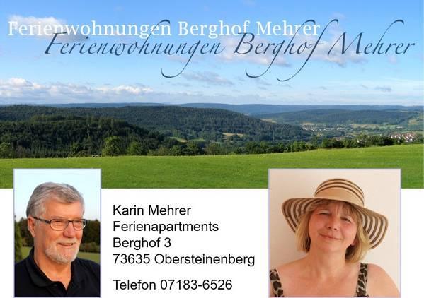 Ferienapartments Berghof Mehrer   Nichtraucherhaus - Outside