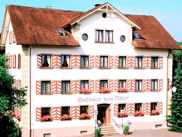 Landhotel-Restaurant Adler - Aussenansicht
