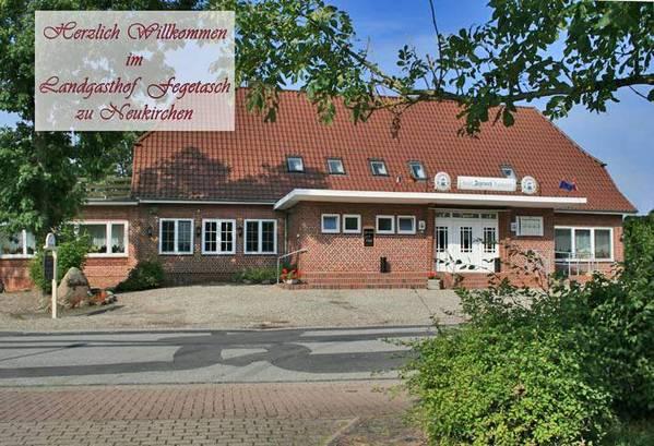 Hotel Gästehaus Fegetasch - Vu d'extérieur