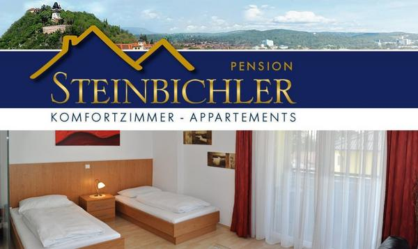 Pension Steinbichler - Logo