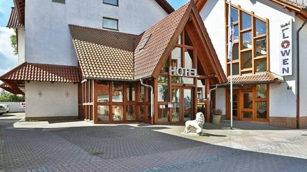 Hotel Zum Löwen - Aussenansicht