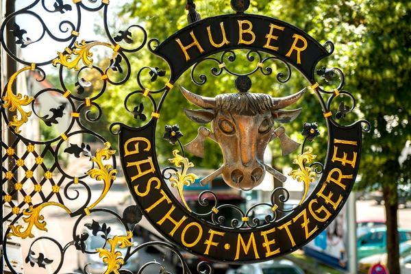 Hotel Gasthof Huber - Logo