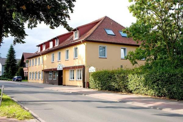 Hotel Zur Stemmer Post - Exteriör